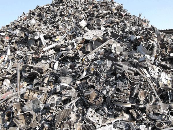 riciclo alluminio milano lodi recupero scarti torniture