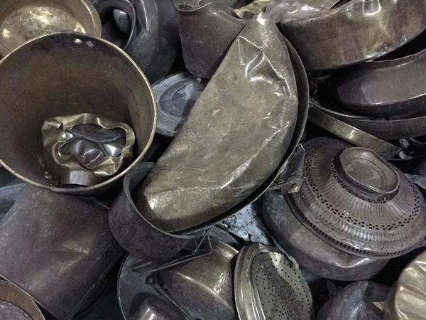 Ritiro ottone milano bergamo costo raccolta valutazione for Ritiro arredamento usato milano